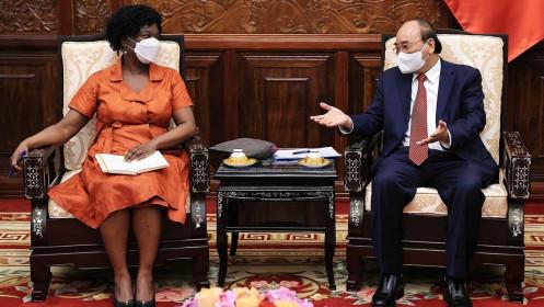 Ngân hàng Thế giới sẽ hỗ trợ Việt Nam trong việc mua vaccine phục vụ công tác phòng, chống Covid-19