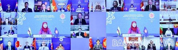 Hội nghị SOM ARF: Cần xây dựng COC thực chất, hiệu lực, hiệu quả, phù hợp với luật pháp quốc tế