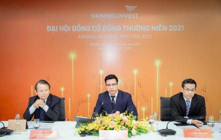 ĐHĐCĐ Văn Phú - Invest (VPI): Kế hoạch doanh thu năm 2021 tăng trưởng 43% so với năm 2020