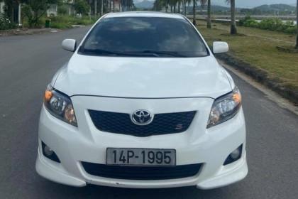 Toyota Corolla bản thể thao, nhập từ Mỹ hiếm thấy tại Việt Nam