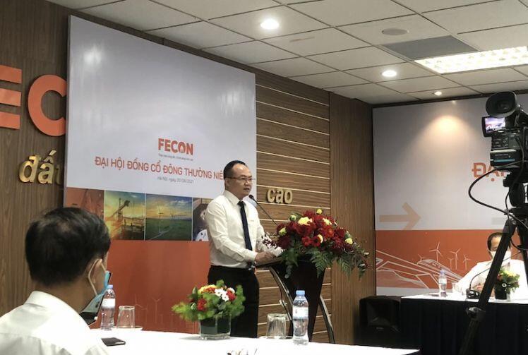 ĐHĐCĐ 2021 FECON: Mục tiêu doanh thu 3.900 tỷ đồng, phát hành 32 triệu cổ phần tăng vốn