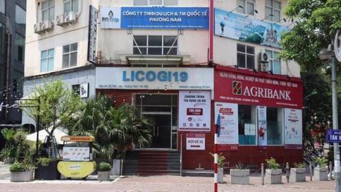 Công ty Licogi 19 bị phạt 275 triệu đồng do vi phạm tại tòa nhà 25 Tân Mai