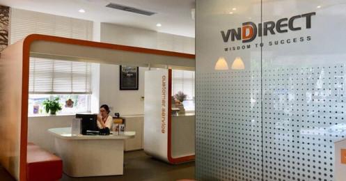 Quỹ ngoại liên quan đến cố vấn đầu tư thoái toàn bộ vốn tại VNDirect (VND)