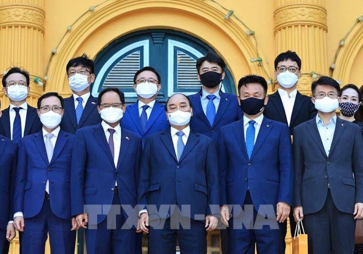 Việt Nam mong muốn hợp tác sản xuất vaccine phòng COVID-19 với Hàn Quốc