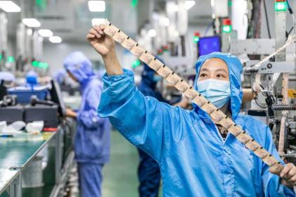 Kinh tế Trung Quốc tăng trưởng chậm lại trong quý 2