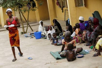 Đại dịch Covid đẩy hàng triệu người Nigeria vào cảnh nghèo đói