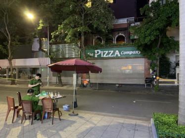 Phong toả quán pizza Company ở Đoàn Trần Nghiệp do nhân viên nghi là F0