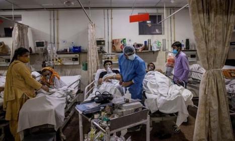 Cách Ấn Độ vượt qua 'bão' ca nhiễm COVID-19