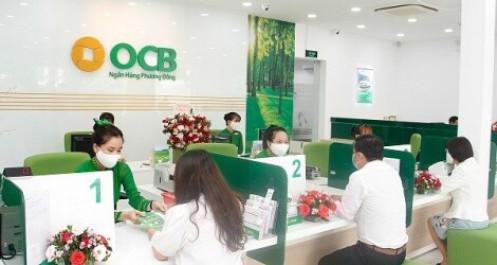 Cổ đông OCB sắp nhận cổ tức 25% bằng cổ phiếu