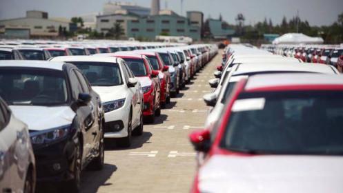 Nhập khẩu ô tô nửa đầu năm 2021 tăng gấp đôi