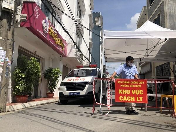Người từ Hà Nội đến Hải Phòng phải có phiếu kết quả xét nghiệm SARS-CoV-2
