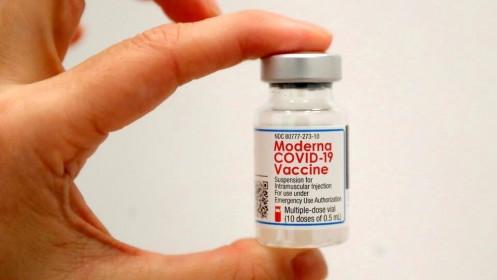 Trong tuần này, 3 triệu liều vaccine Covid-19 Moderna sẽ về Việt Nam