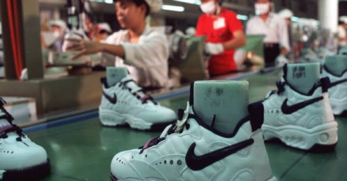 """Nike lo hết giày thể thao """"Made in Vietnam"""" vì đợt bùng dịch Covid-19 căng thẳng"""