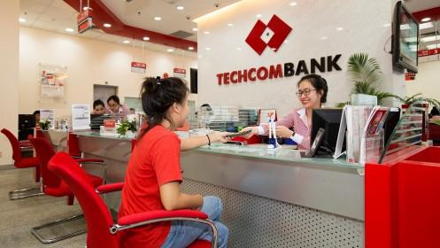 Techcombank lãi ròng 9.200 tỉ đồng nửa đầu 2021