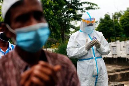 Myanmar đứng trước thảm cảnh tử vong hàng loạt do COVID-19 không kém gì Ấn Độ