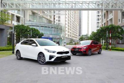 Bảng giá xe ô tô Kia tháng 7/2021, giảm giá đến 100 triệu đồng