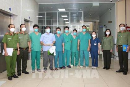 Tp Hồ Chí Minh: Mỗi ngày sẽ có hơn 1.000 bệnh nhân mắc COVID-19 xuất viện