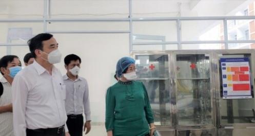 Đà Nẵng kích hoạt bệnh viện dã chiến 1.700 giường bệnh