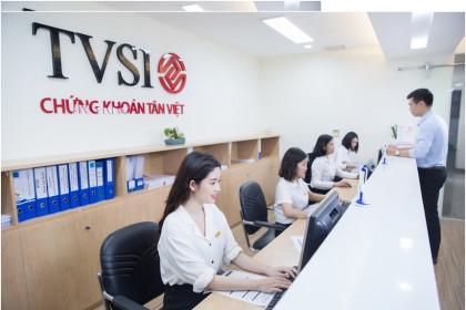 Chứng khoán Tân Việt (TVSI) hoàn thành tăng vốn điều lệ lên 2.639 tỷ đồng