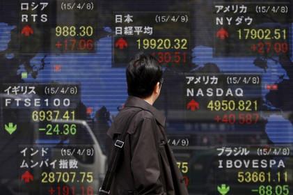 CK Châu Á tăng điểm nhưng vẫn thận trọng trước dữ liệu của Mỹ