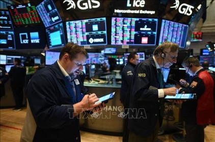 Thị trường chứng khoán Mỹ tăng điểm phiên thứ ba liên tiếp