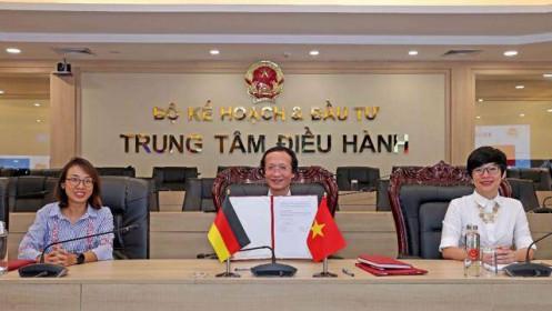 Đức cam kết hỗ trợ 113,559 triệu Euro vốn ODA cho Việt Nam