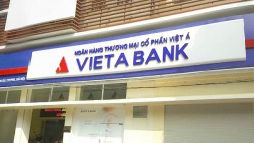 """Cổ phiếu vừa lên sàn, """"đại gia"""" Bình Thuận muốn rút hết vốn khỏi VietABank"""