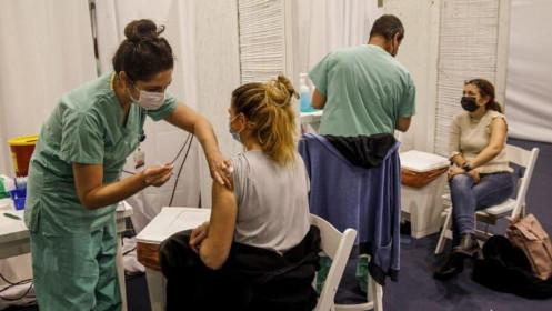 Vaccine ngừa Covid-19 của Pfizer chỉ hiệu quả 39% trước biến thể Delta tại Israel