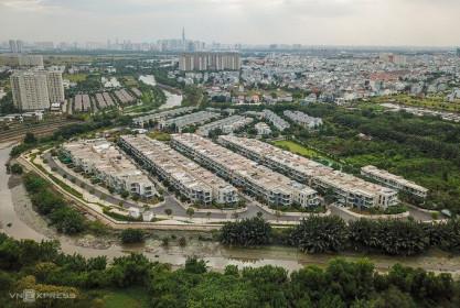Lý do giá nhà liền thổ tăng vọt