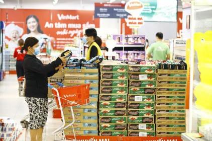 Lượng khách đặt hàng online tại VinMart ở Hà Nội tăng mạnh