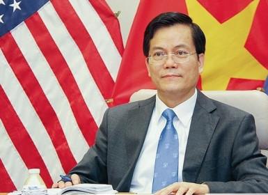 Mỹ xem xét tiếp tục viện trợ thêm vaccine COVID-19 cho Việt Nam