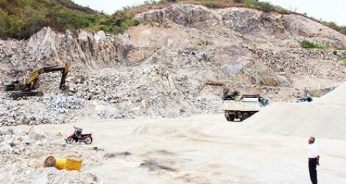 Sau clinker, nhiều mặt hàng đá bị đề nghị tăng mạnh thuế xuất khẩu