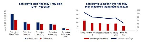 Điện Gia Lai: Doanh thu tăng nhờ hoạt động bán điện, dự kiến chi trả cổ tức tỷ lệ 8%