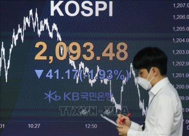 Thị trường Hong Kong dẫn đầu đà giảm của chứng khoán châu Á phiên 26/7