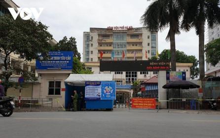 Chuyển người bệnh từ BV Phổi Hà Nội sang 4 bệnh viện khác