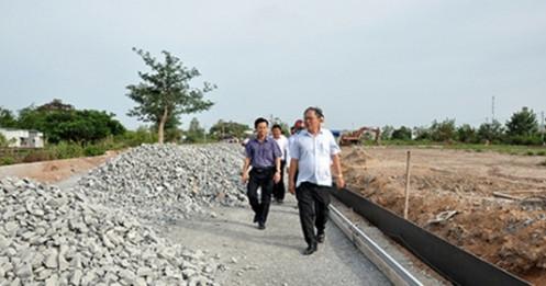 Hậu Giang: Dự án Nhà máy luyện, cán 1 triệu tấn thép được ký hợp đồng thuê đất giai đoạn 2