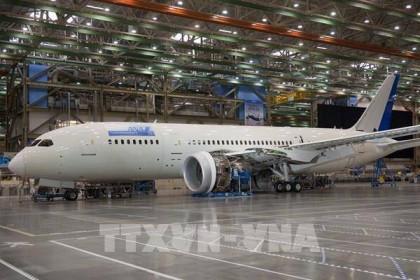 Máy bay Boeing phát thải khoảng 1 triệu tấn khí CO2 trong cả vòng đời