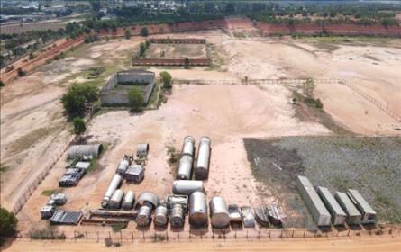 """Dự án nhà máy giấy 1.300 tỷ đồng """"đắp chiếu"""" tại Kon Tum"""