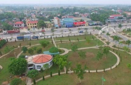 Thanh Hóa lập quy hoạch khu đô thị mới hơn 67ha tại huyện Quảng Xương