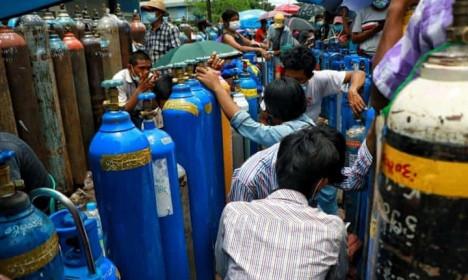 Chuyên gia Liên hợp quốc: Myanmar có thể trở thành nước 'siêu lây nhiễm'