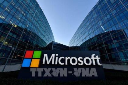 Dịch vụ điện toán đoán mây đẩy lợi nhuận của Microsoft tăng cao