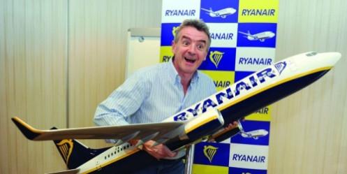 Ryanair rẻ nhưng hiệu quả