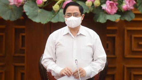 Sáng 8/8, Thủ tướng Phạm Minh Chính đối thoại trực tuyến với doanh nghiệp
