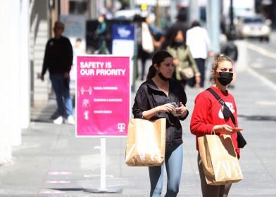 Tín dụng tiêu dùng tại Mỹ trong tháng 6/2021 tăng trưởng kỷ lục