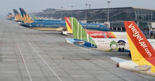 """Dừng toàn bộ chuyến bay chở khách, chở hàng hoá """"cứu"""" các hãng hàng không"""