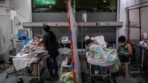 Covid-19: Số ca tử vong cao trở lại sau 4 tháng, Philippines lo biến thể Delta lan khắp cả nước