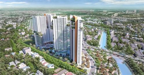Thuduc House chuyển nhượng dự án chiến lược Aster Garden Towers