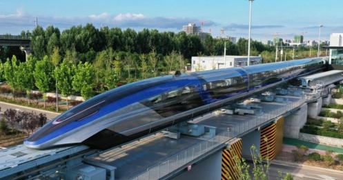 Trung Quốc đặt nhiều kỳ vọng với hệ thống từ tàu cao tốc đệm từ