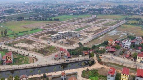 Siết chặt công tác lập, điều chỉnh quy hoạch, kế hoạch sử dụng đất