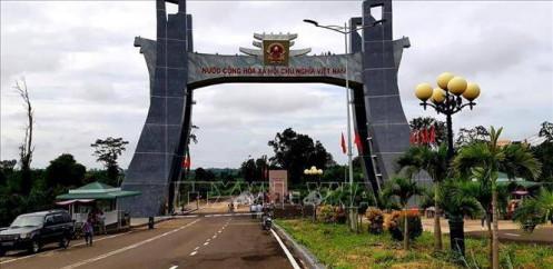 Phát triển hạ tầng thương mại biên giới Việt Nam - Campuchia